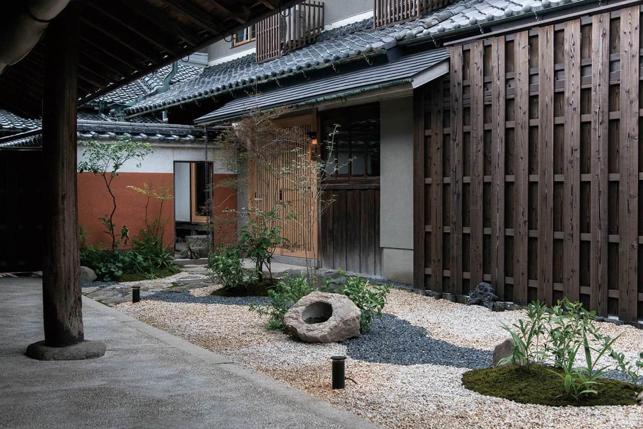 สวนแบบญี่ปุ่นใน NIPPONAI TAWARAMOTO MARUTO SHOYU