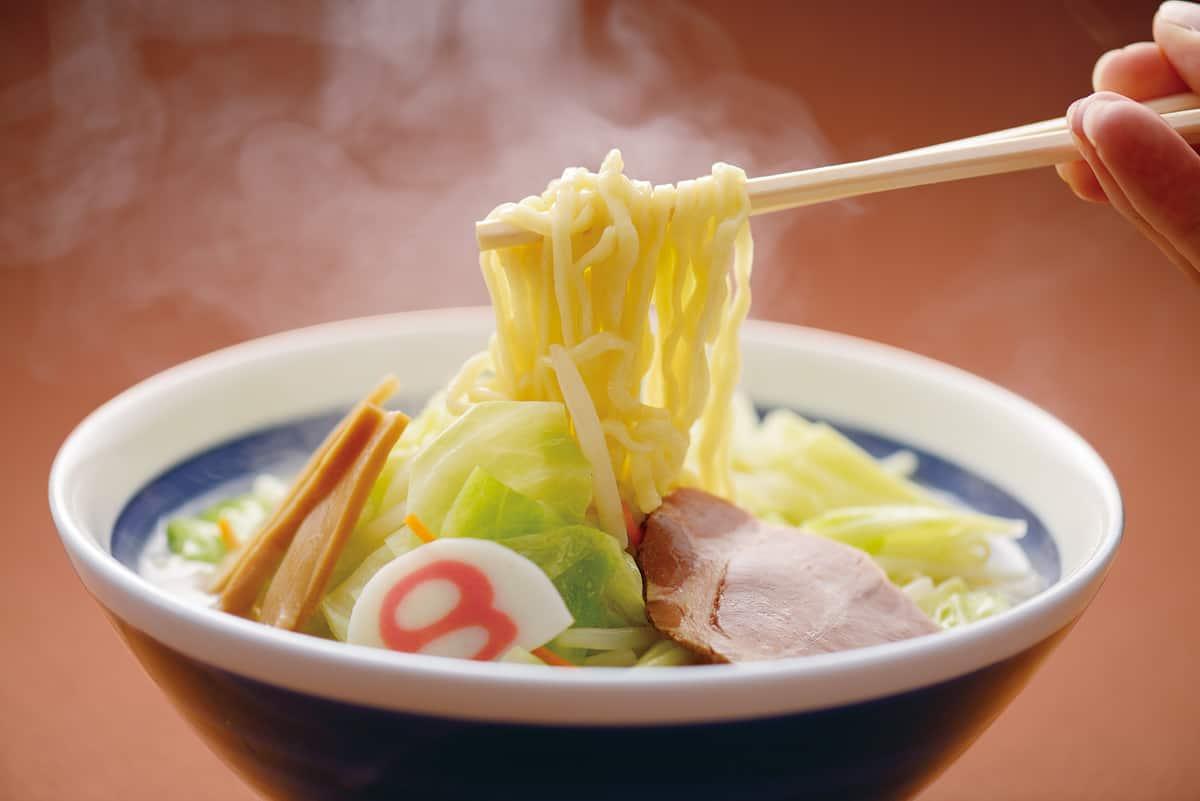 เชนร้านอาหารญี่ปุ่น : ฮะจิบัง ราเมน (Hachiban Ramen)
