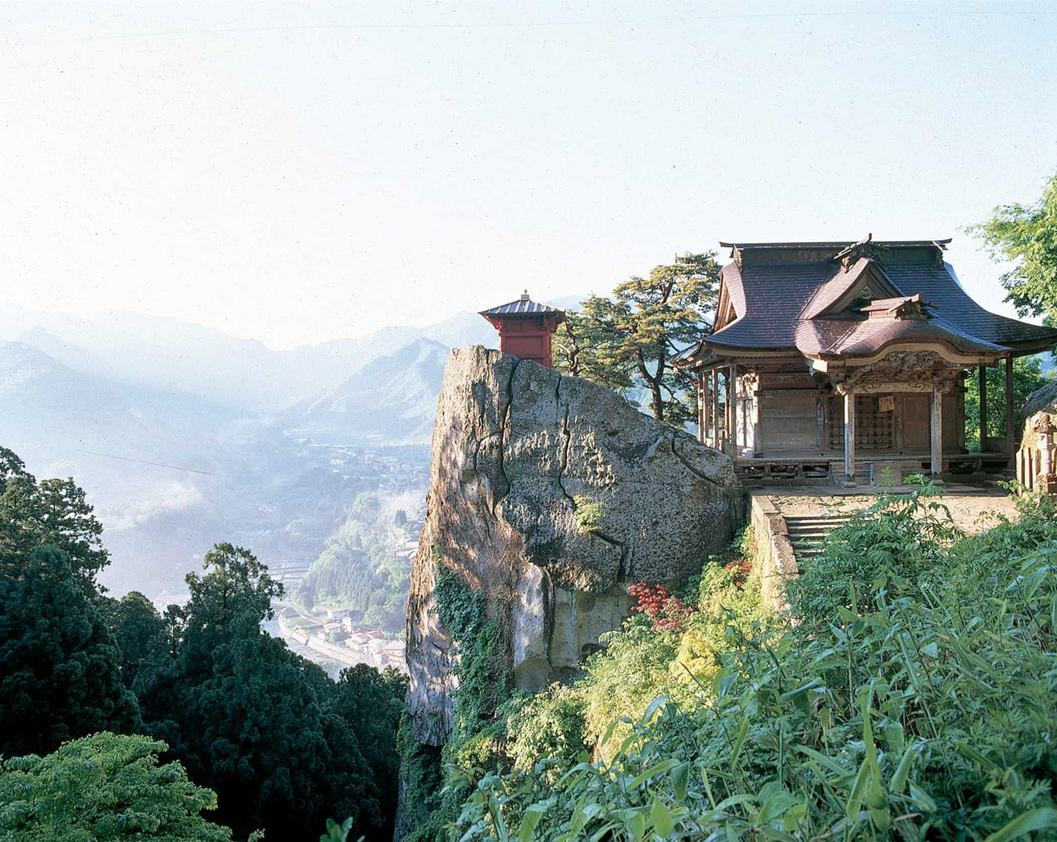 JR East Pass ยามากาตะ ฟุกุชิมะ และมิยากิ กับที่เที่ยวตามเส้นทางของรถไฟ Toreiyu Tsubasa - วัดยามาเดระ (Yamadera Temple) หรือ วัดริชชาคุจิ (Risshakuji Temple)
