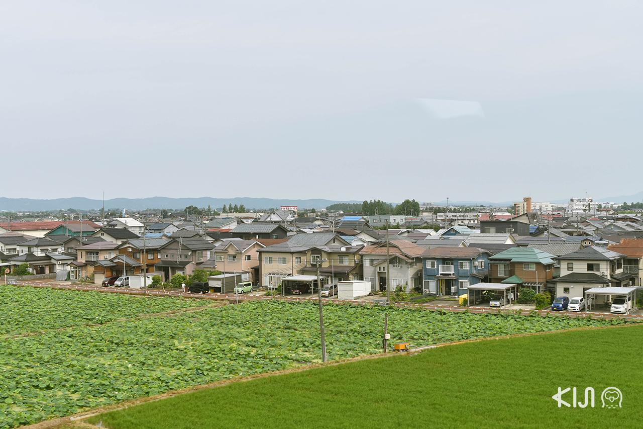 เที่ยว 3 จังหวัดในโทโฮคุตอนใต้ (ยามากาตะ ฟุกุชิมะ และ มิยากิ) ด้วยบัตรโดยสาร JR East Pass