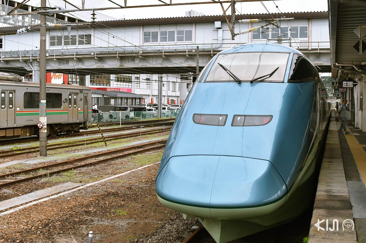 นั่งรถไฟ Toreiyu Tsubasa เที่ยวโทโฮคุตอนใต้ (ยามากาตะ ฟุกุชิมะ และมิยากิ) ด้วยบัตรโดยสาร JR East Pass