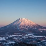 fuji like mountain-japan
