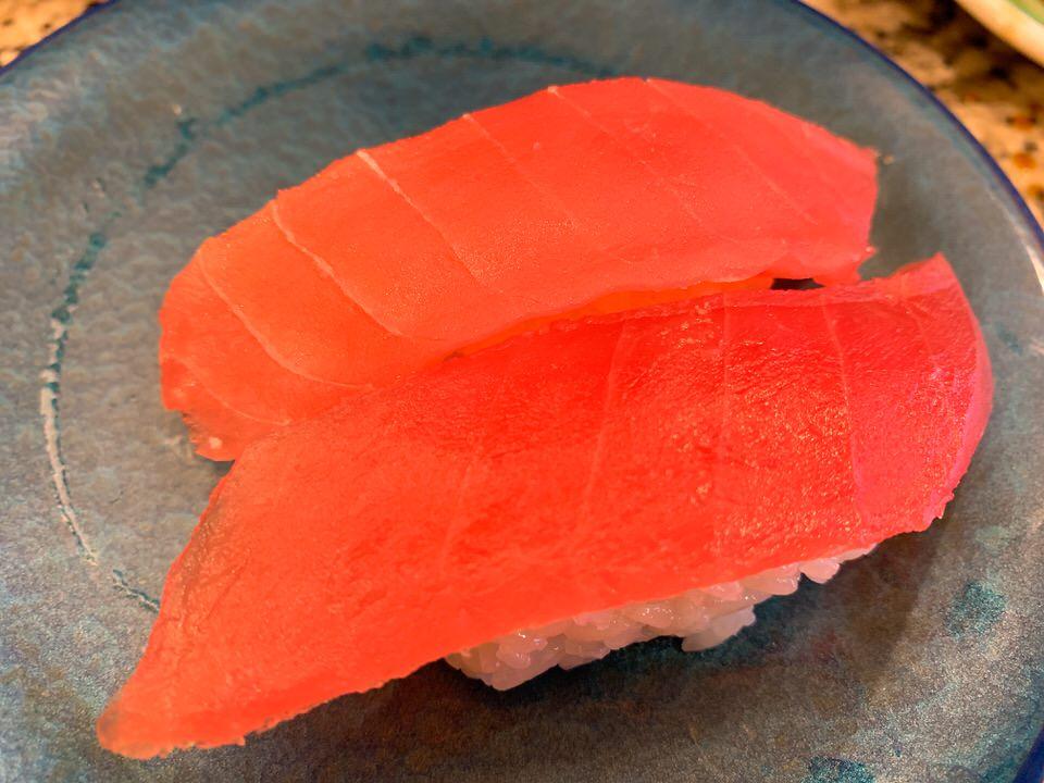Sushi Oedo ย่านชินจูกุ จ.โตเกียว