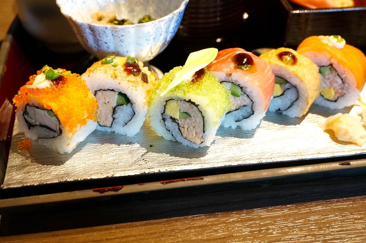 ซูชิ ถูกและดี ที่ร้าน Shari The Tokyo Sushi Bar ย่าน Ginza จ.โตเกียว