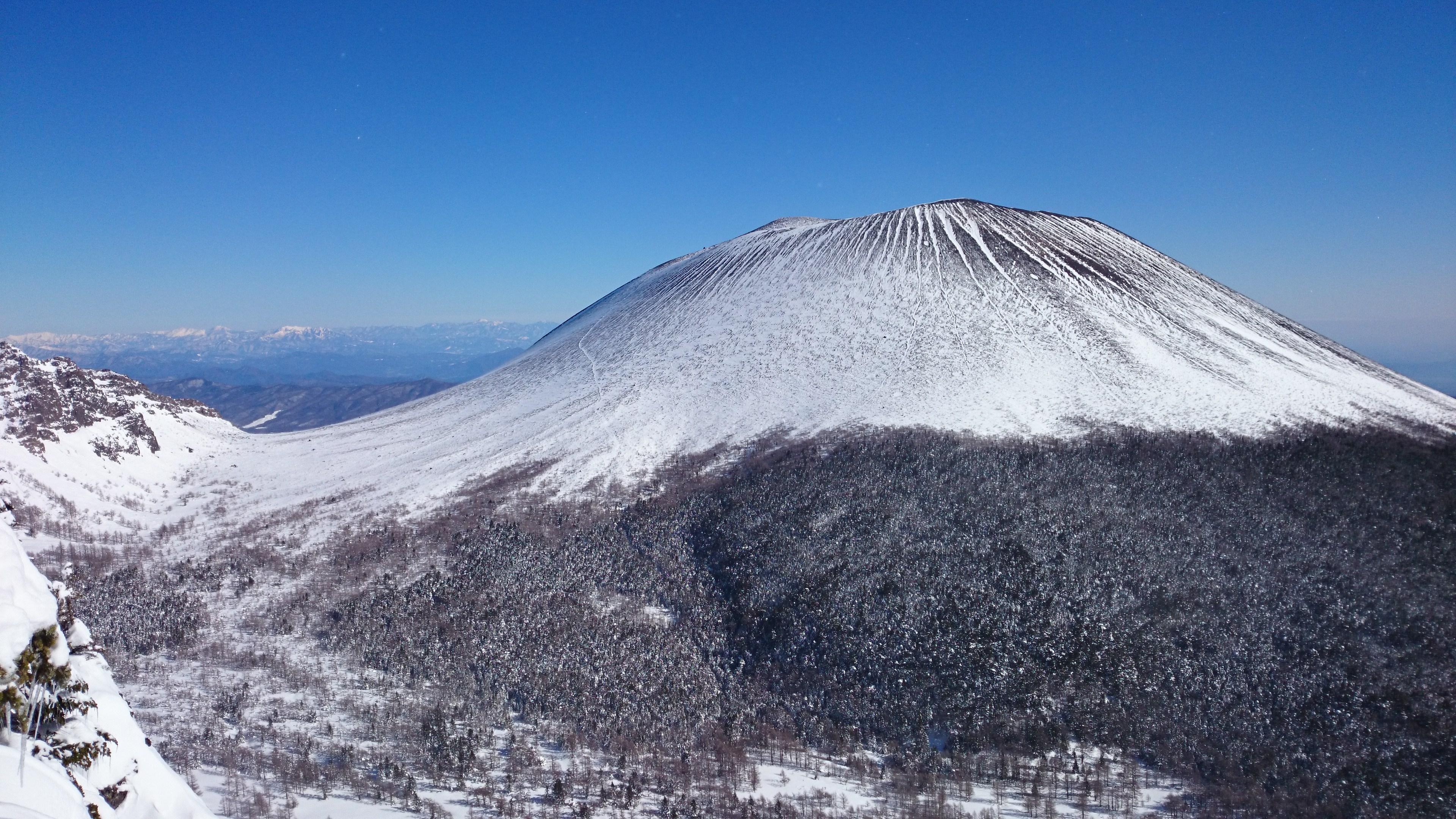ภูเขาในญี่ปุ่น - Mt.Asama, Gunma