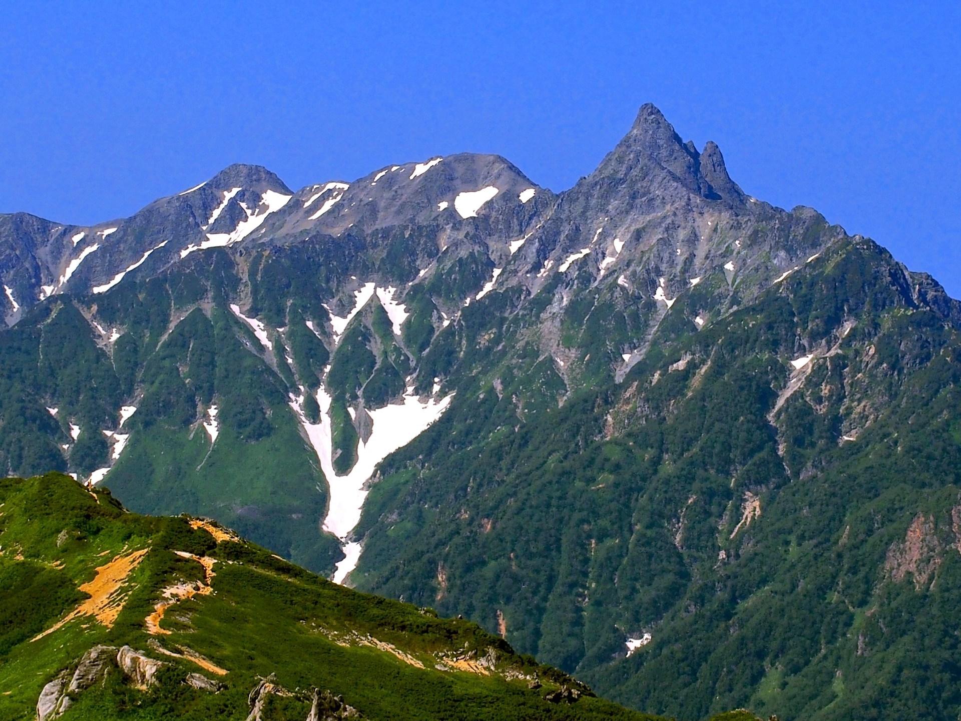 ยาริเป็น ภูเขา ที่สูงเป็นอันดับ 5 ของ ญี่ปุ่น
