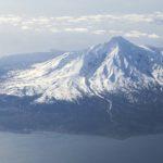 mountain rishiri-hokkaido-japan