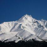 mountain rishiri2-hokkaido-japan