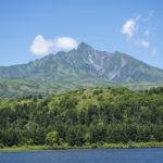mountain rishiri3-hokkaido-japan