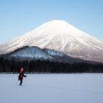 mountain yotei-hokkaido-japan