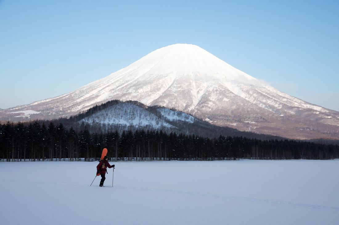 ภูเขาในญี่ปุ่น - Mt.Yotei, Hokkaido