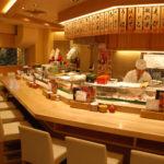 oban sushi honten-shinjuku-tokyo