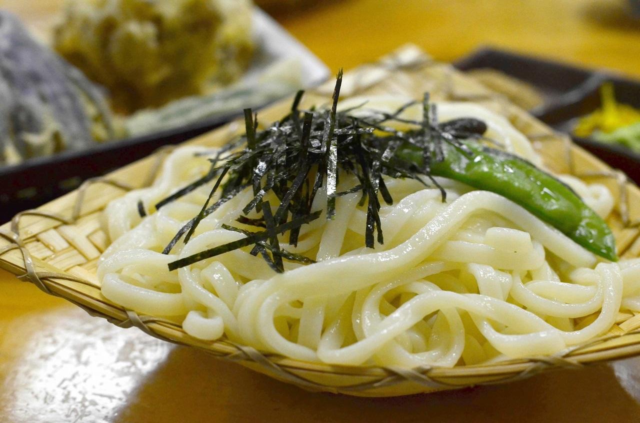 อุด้งท้องถิ่น จ.กุมมะ (Gumma) - มิสึซาวะ อุด้ง (Mizusawa Udon)