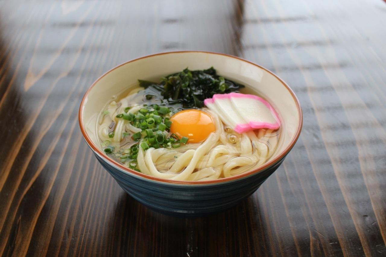 อุด้งท้องถิ่น (udon) ในญี่ปุ่น