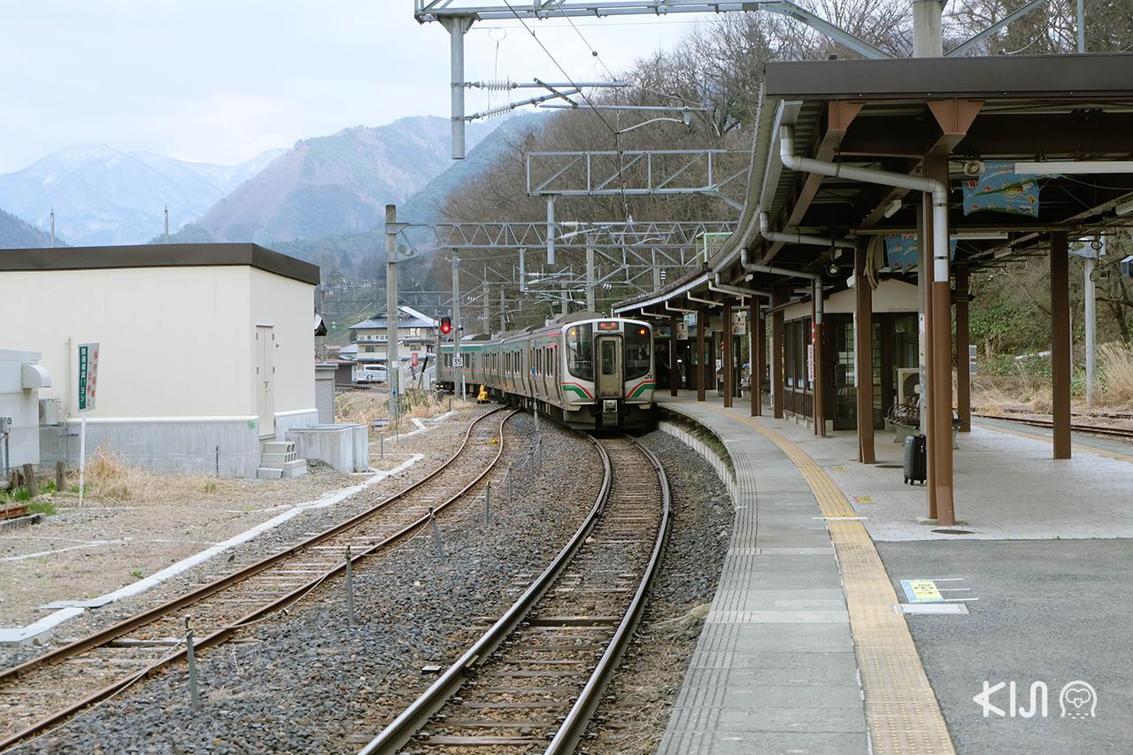 เที่ยวยามากาตะ ที่ โยเนซาวะ Yonezawa และ ยามาเดระ Yamadera โดย JR EAST Pass (Tohoku area)
