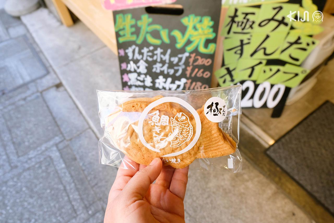 Taikichi Taiyaki สาขา Sendai Ekimae