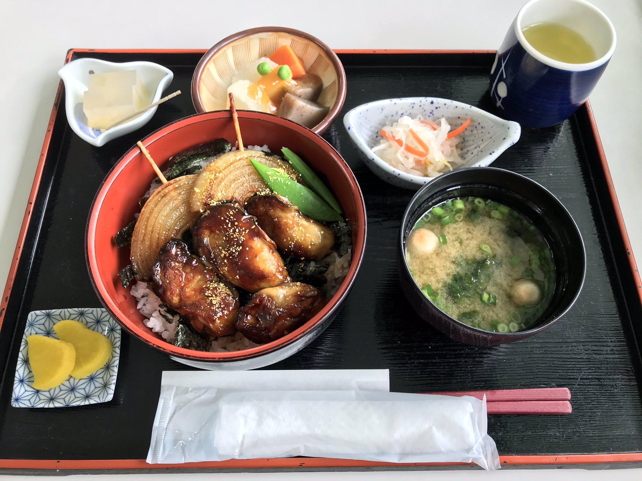 อาหาร ชิซูโอกะ : คากิคาบะด้ง (Kaki-Kaba Don)