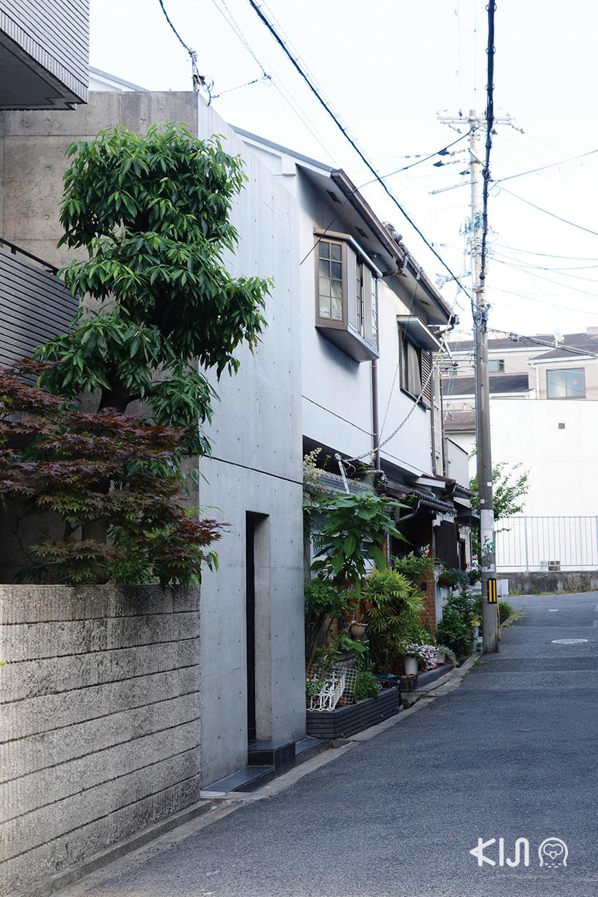 Azuma House เขตสุมิโยชิ จังหวัดโอซาก้า