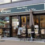 Perregaux-french cafe-kagurazaka-tokyo