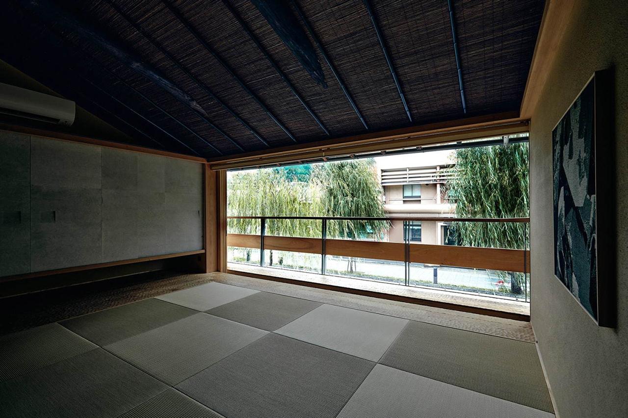 ภายในที่พัก ANJIN GION SHIRAKAWA