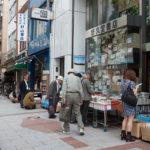 jimbocho book town-street bookshelves2-tokyo