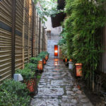 kagurazaka-stone path-tokyo