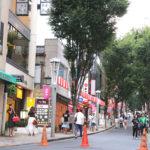 kagurazaka-street vibe-upscale hangout place-tokyo