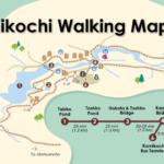 kamikochi-walking-map