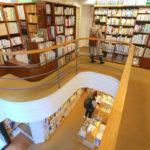 nanyodo books-interior design-jimbocho book town-tokyo