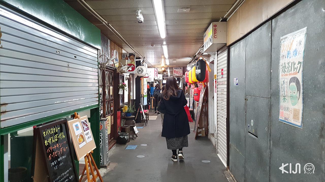 เที่ยว โทโฮคุ ในฤดู ใบไม้เปลี่ยนสี : Sendai Nightlife & Shopping Street
