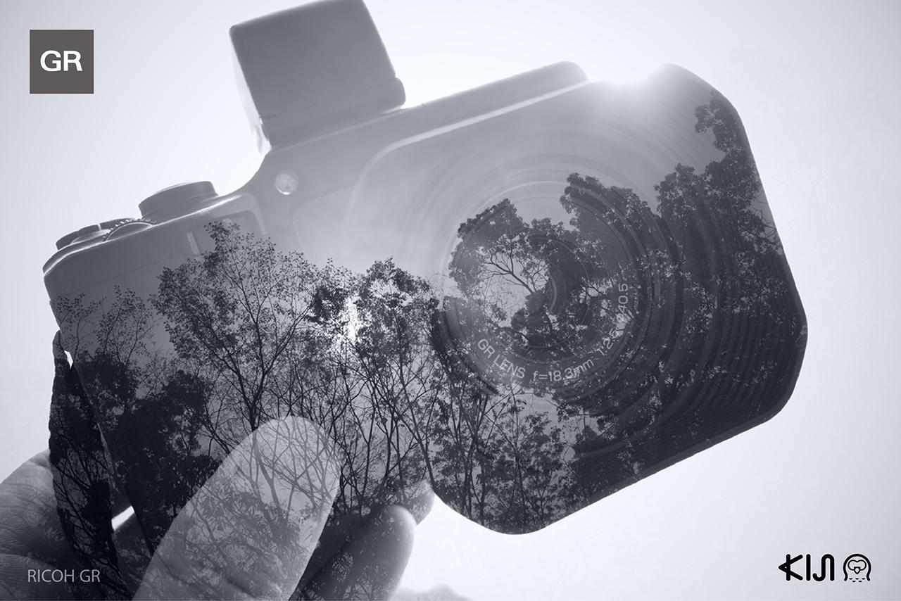 กล้อง Ricoh GR