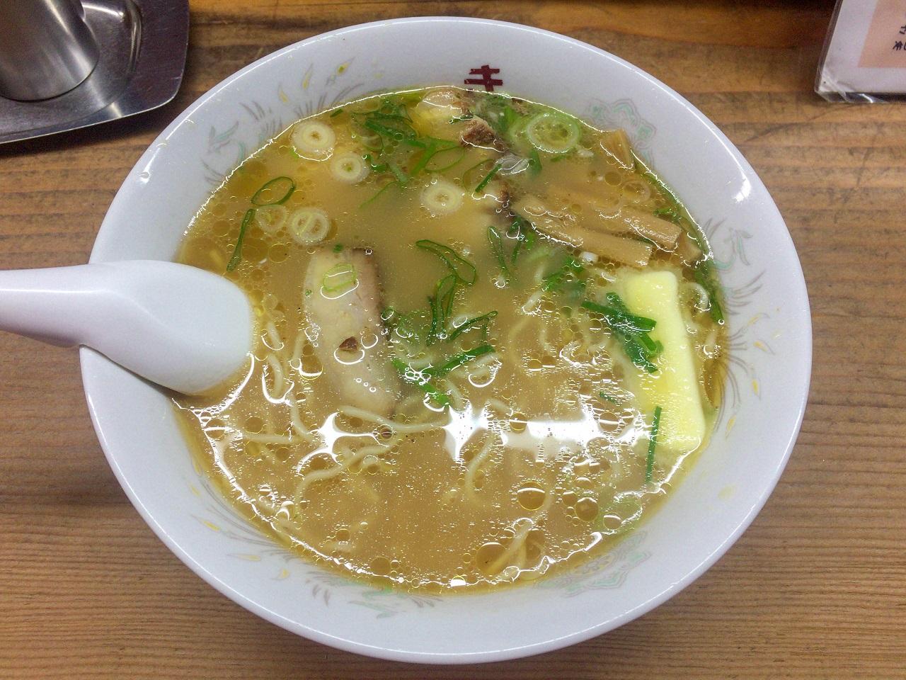 คามิคาวะ ราเมน แสนอร่อยจาก ฮอกไกโด