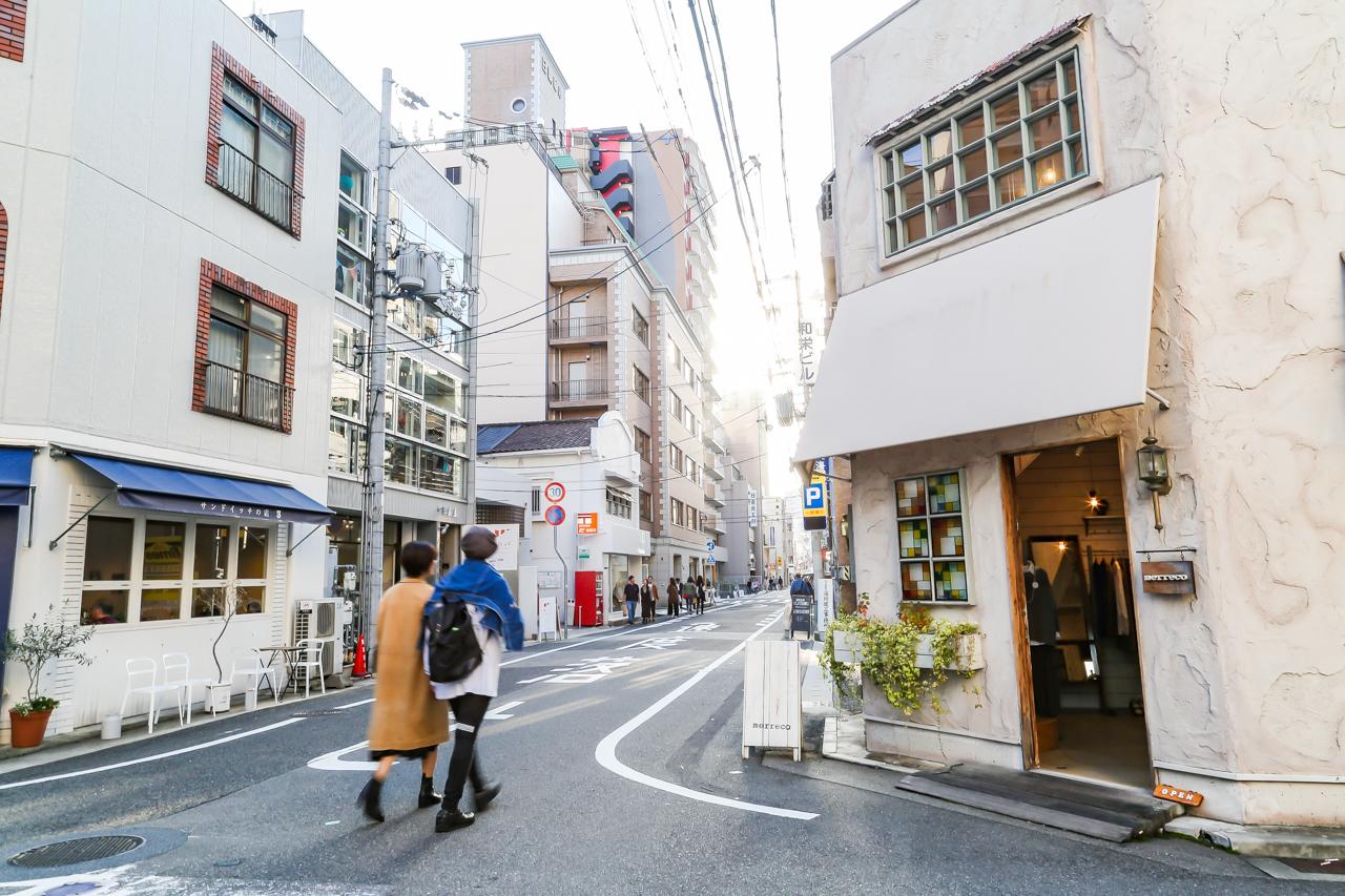 เที่ยว จ.โกเบ - ถนนช็อปปิ้งโมโตมาจิ (Motomachi Shopping Street)