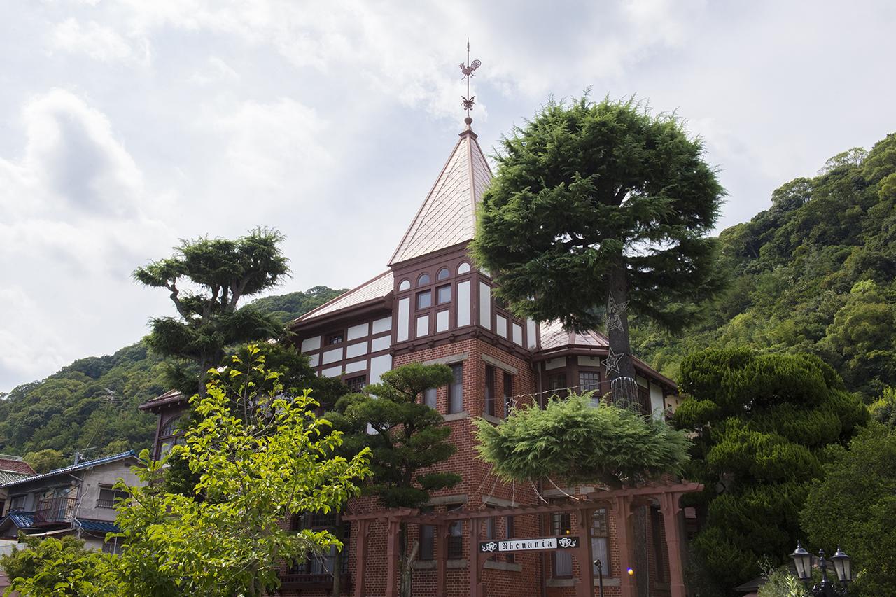 เที่ยว จ.โกเบ - คิตาโนะ อิจินคัง (Kitano Ijinkan)