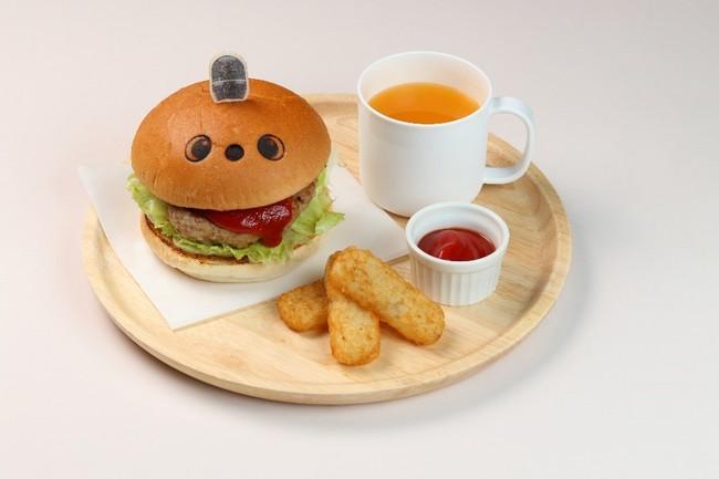 LOVOT Cafe : อาหารในธีม LOVOT