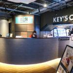 key_s cafe-under railway hotel akihabara-tokyo