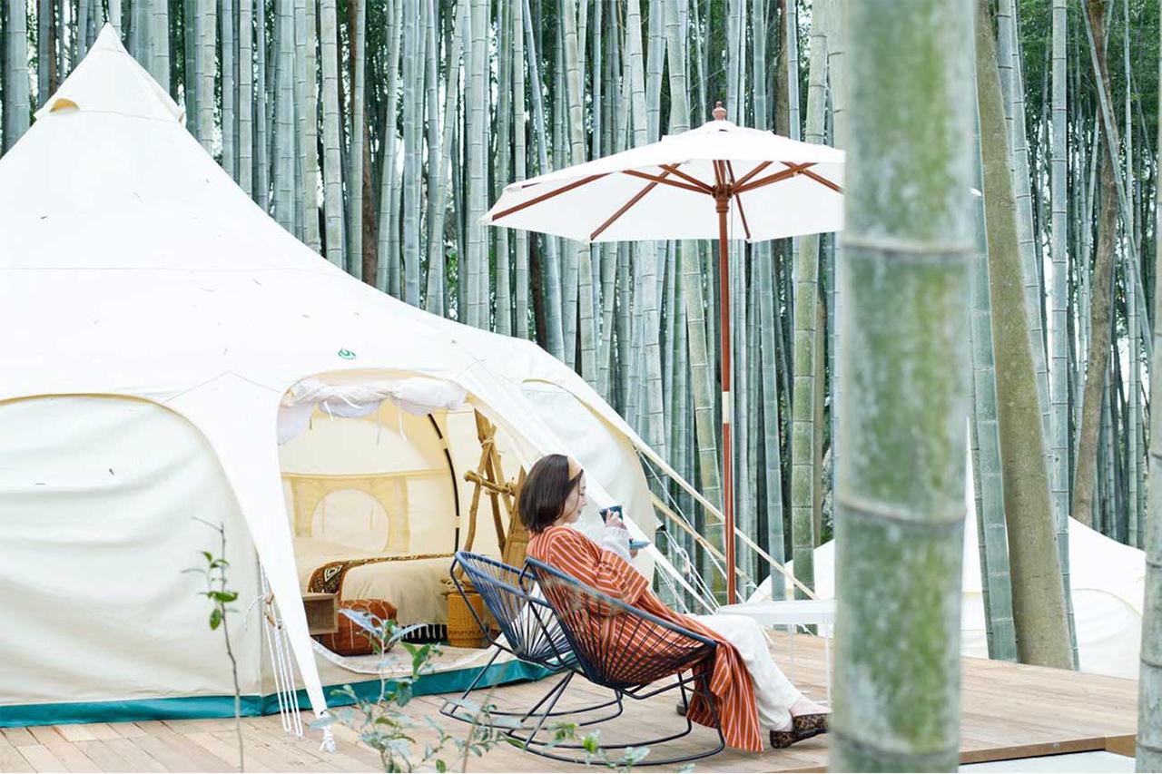 ที่พักใน THE BAMBOO FOREST