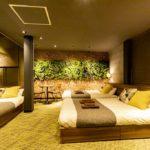 under railway hotel akihabara-room decoration2-tokyo