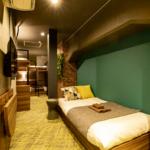 under railway hotel akihabara-type g room-tokyo