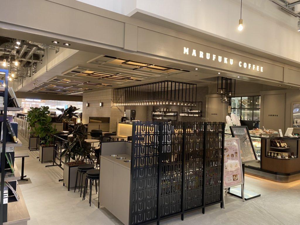 ร้านอาหารชั้นนำของ PARCO Shinsaibashi