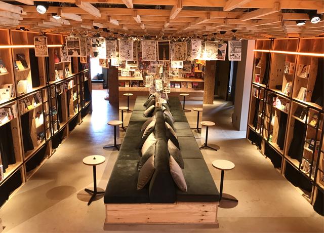 Book and Bed โฮสเทล ย่านชินจูกุ กรุง โตเกียว