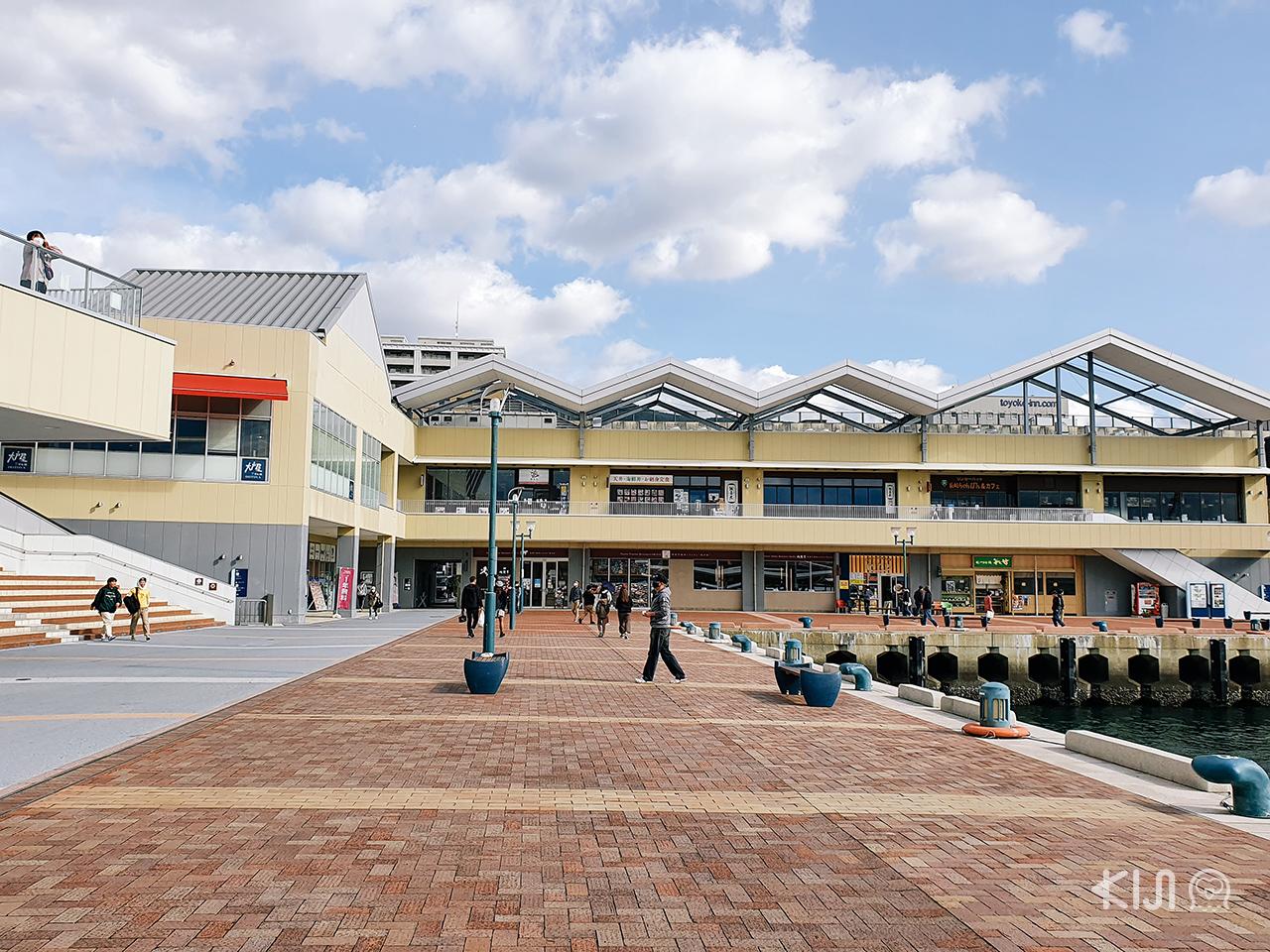 Saruku City 403 Arcade ในเมืองซาเซโบะ จ.นางาซากิ
