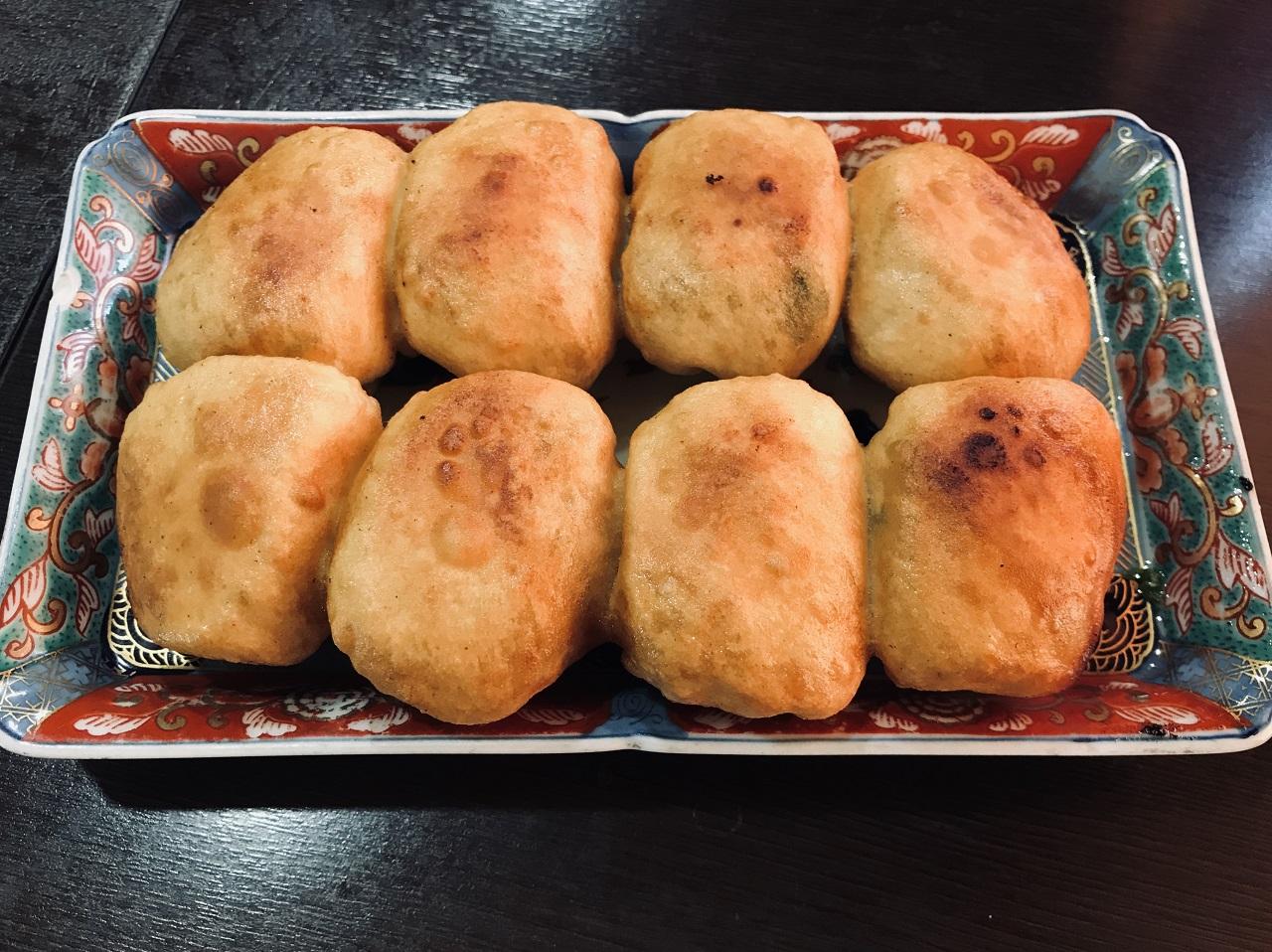 อาหารพื้นเมือง จ.ชิบะ (Chiba) - ไวท์เกี๊ยวซ่า (White Gyoza)