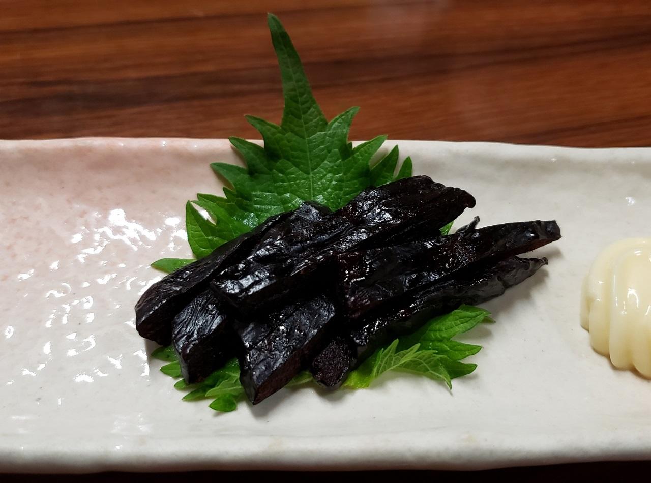 อาหารพื้นเมือง จ.ชิบะ (Chiba) - คุจิระโนะทาเระ (Kujira no Tare)