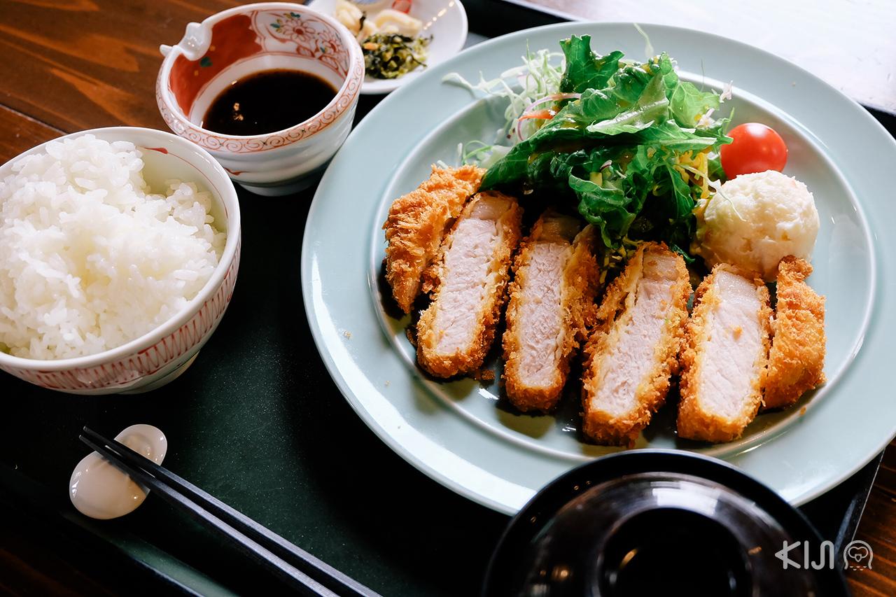 Seishun no Sato ร้านอาหารในจ.ซากะ ที่ใช้วัตถุดิบส่งตรงจากฟาร์มมาประกอบอาหาร
