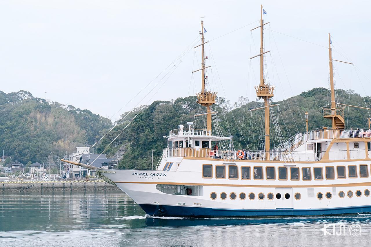 สถานที่เที่ยวในจ.นางาซากิ (Nagasaki) และ ซากะ (Saga) - Kujukushima Pearl Sea Resort