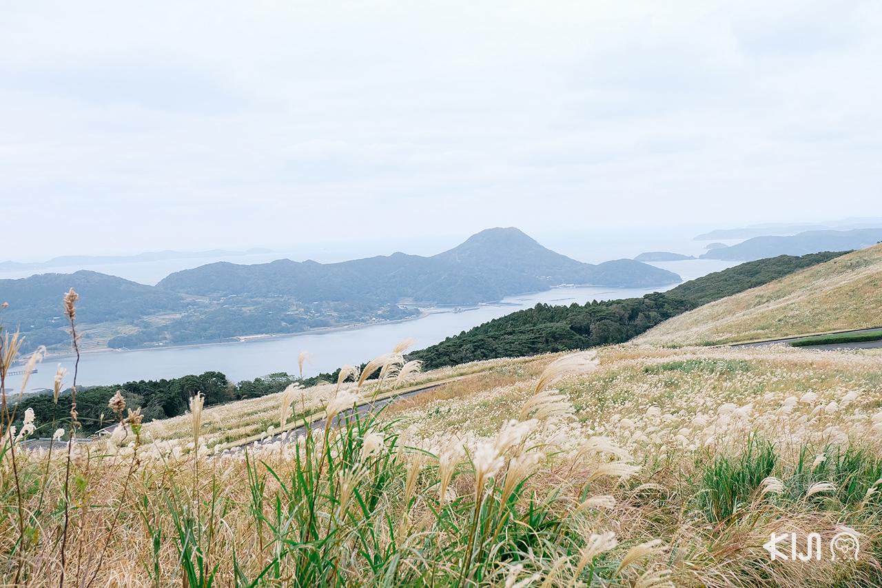 สถานที่เที่ยวในจ.นางาซากิ (Nagasaki) และ ซากะ (Saga) - Kawachi Toge Pass