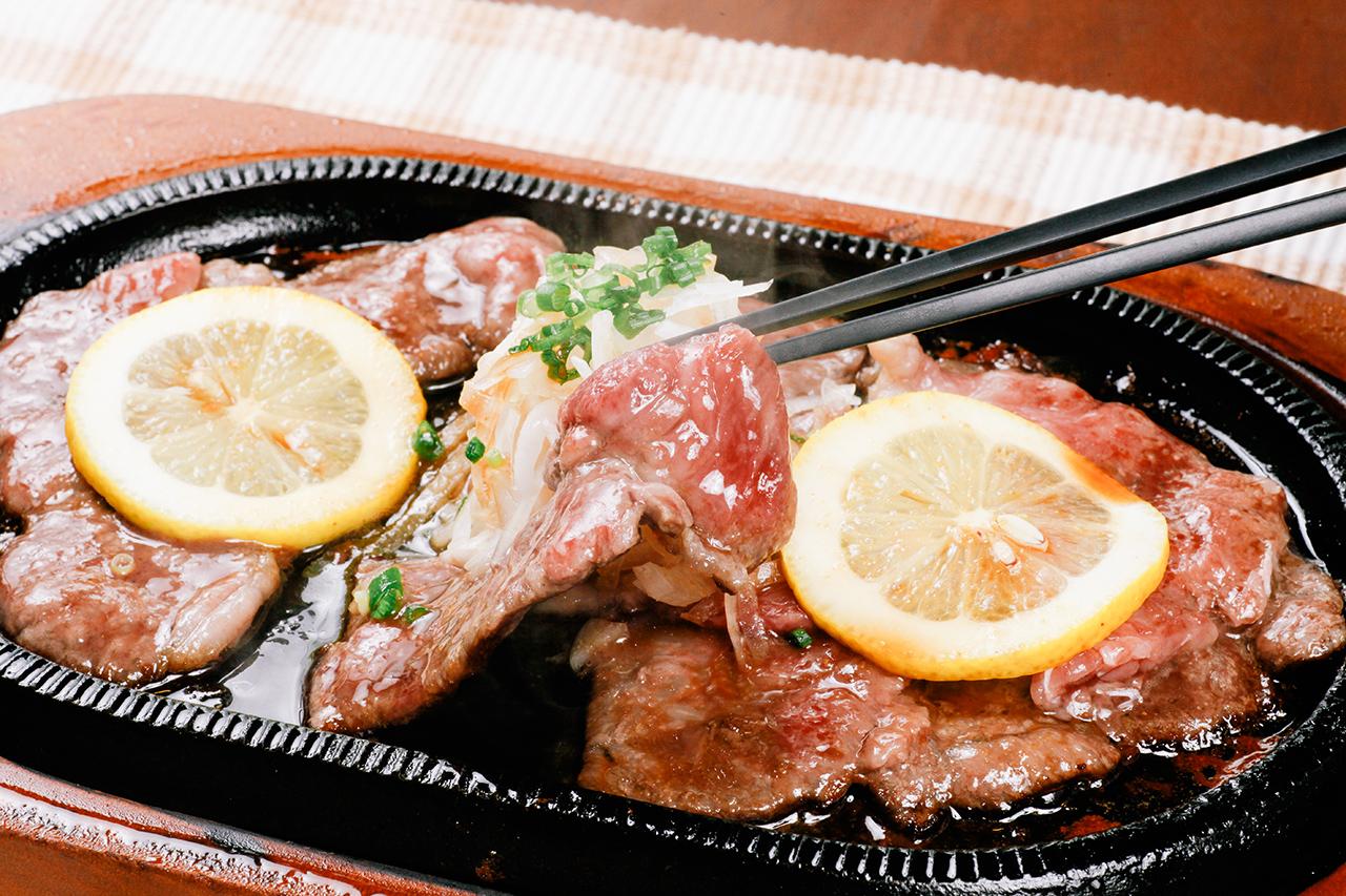 Lemon Steak อาหารขึ้นชื่อของเมืองซาเซโบะ