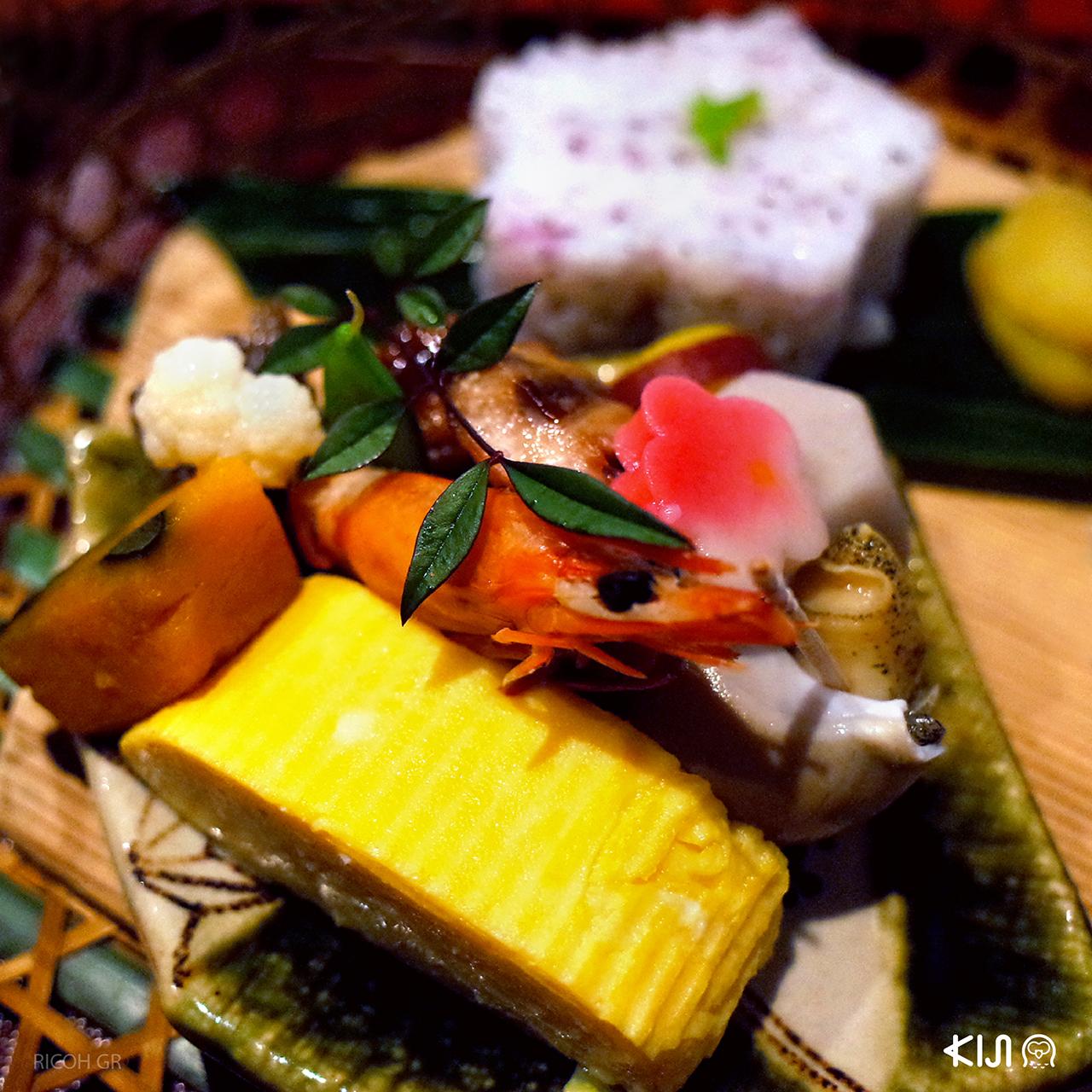 ชุดเบนโตะ (Bento) แสนหรูในทริปเที่ยว Kanazawa