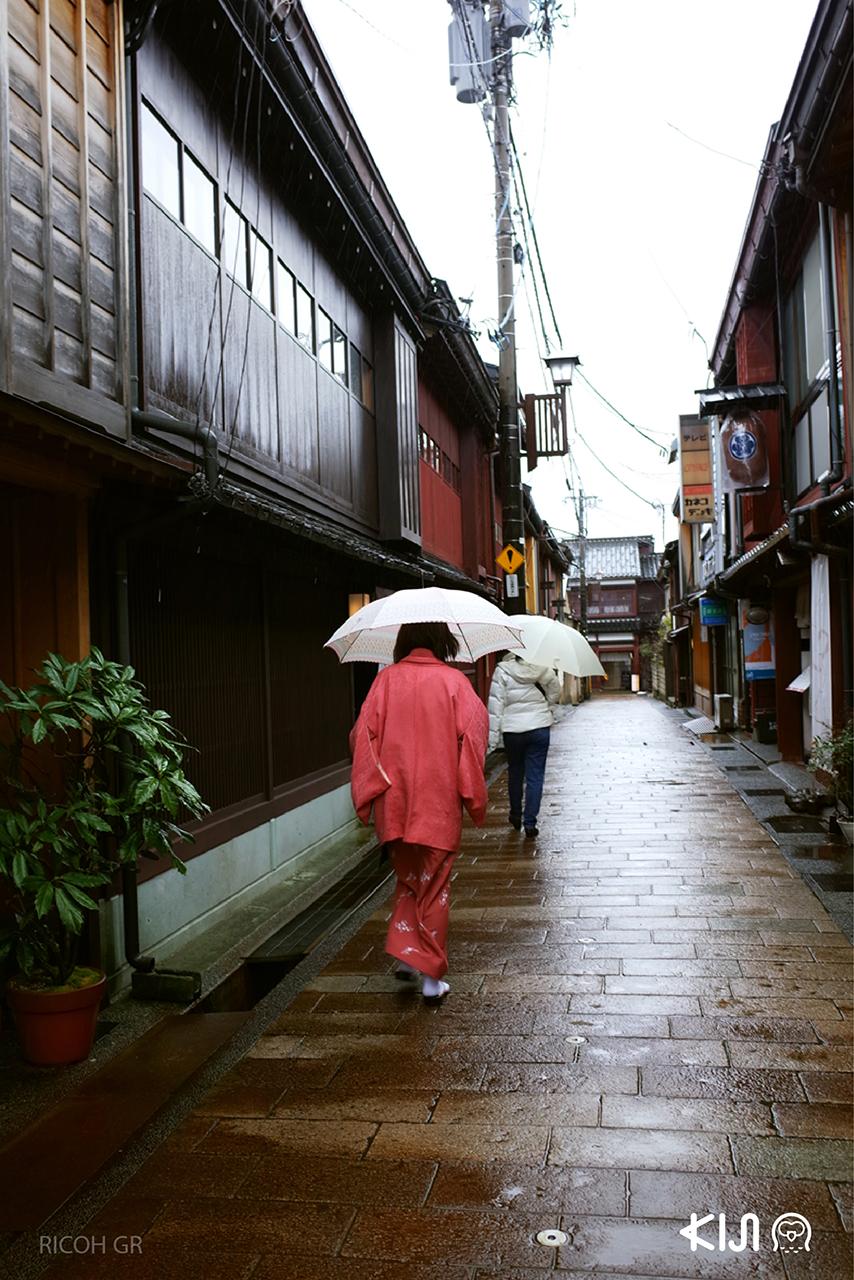 กล้อง Ricoh GR ตัวช่วยเก็บภาพความทรงจำระหว่างทริปที่ Kanazawa